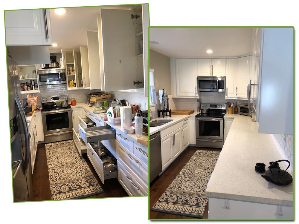 kitchen : before & afters